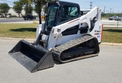 Skid Steers For Rent In San Antonio - Visit Us Online Now To